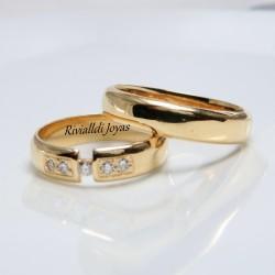 """Alianza matrimonial """"Nadiana"""""""