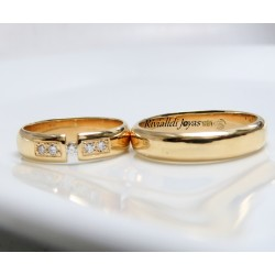 "Alianza matrimonial ""Nadys"""