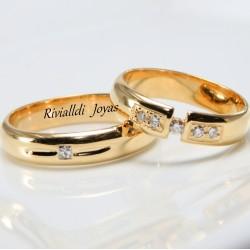 """Alianza Matrimonial """"Nadia"""""""