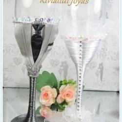 "Copas para bodas ""Manantial"""