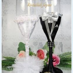 """Copas para bodas """"Genesis"""""""