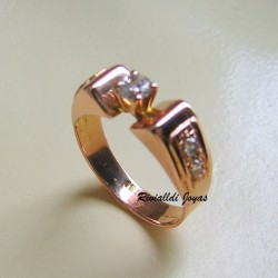 "Anillo de compromiso ""Virginia"