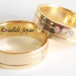 """Alianza matrimonial """"Lilea"""""""