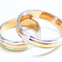 "Alianza matrimonial ""Eternity"""