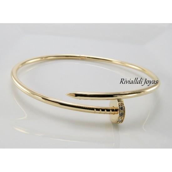 "Brazalete de oro ""Clauriviall"""