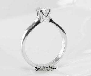 Anillos Compromiso con Diamantes