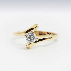 "anillos de compromiso ""Lindy"""