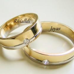 """Alianza matrimonial """"bendición"""""""