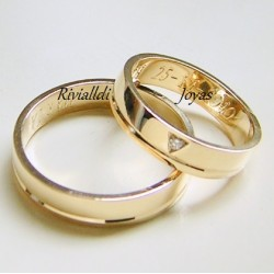 "Alianza matrimonial ""Bernada"