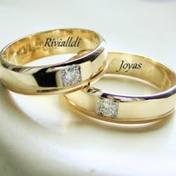 "Alianza matrimonial ""Desiree"""
