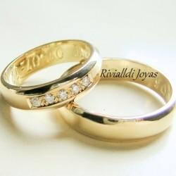 """Alianza matrimonial """"Dominica"""""""