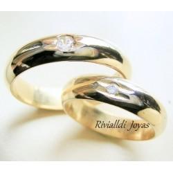 "Alianza matrimonial ""Dulce"""