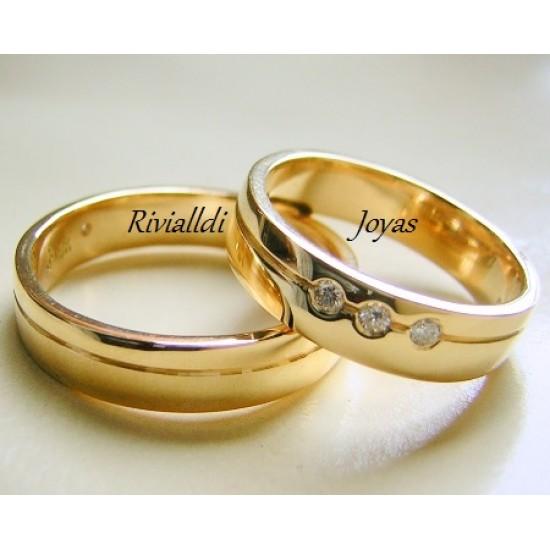"Alianza matrimonial ""Estefany"""