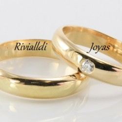 "Alianza matrimonial ""Forever"""