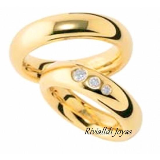 "Alianza matrimonial ""Kharma"""