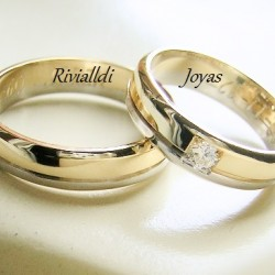 """Alianza matrimonial """"Nellys"""""""