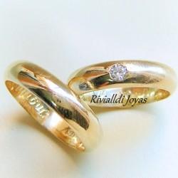 """Alianza matrimonial """"Por siempre"""""""