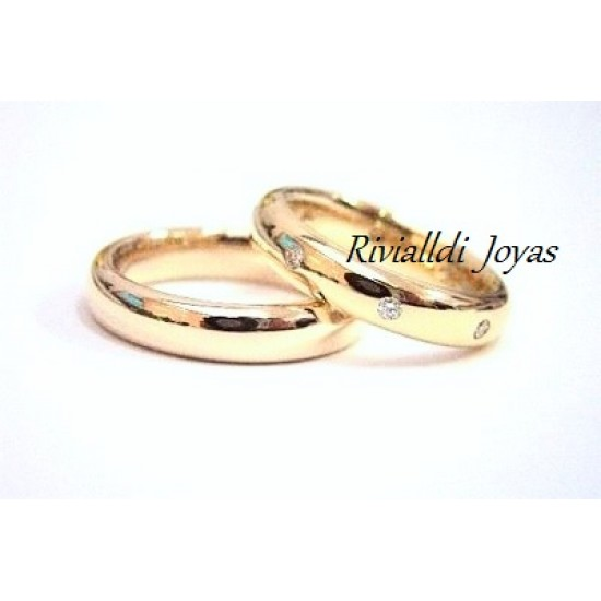 "Alianza matrimonial ""Tu y yo"""