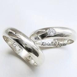 """Alianza matrimonial """"Analia"""""""