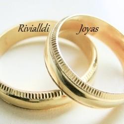"""Alianza matrimonial """"Julieta"""""""