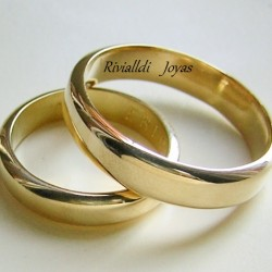 "Alianza matrimonial ""Lovely"""